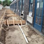Concrete Footings Poured for Outdoor Patios 3