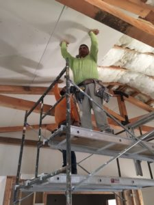 Professional fixing Dry Wall Roof