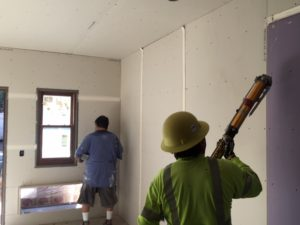 Dry Wall Taping